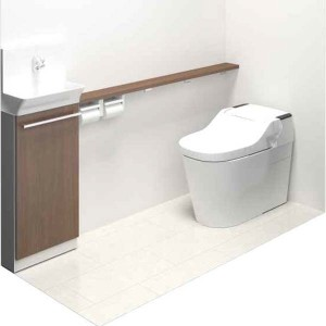 トイレ(アラウーノ:パナソニック)のこだわり