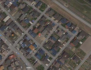 Google Earthから我が家が消えている!