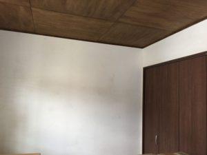 外壁の塗りが完了!