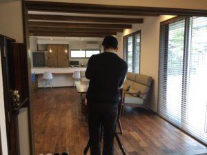 我が家の写真撮影がありました