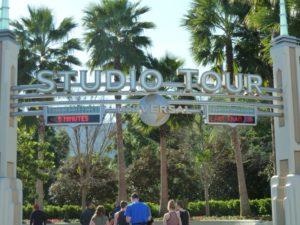 3日目(2017年3月24日)はユニバーサルスタジオ・ハリウッドのツアー