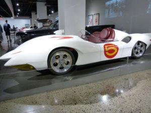 4日目(2017年3月25日)はピーターソン自動車博物館