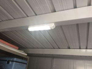 玄関のLEDセンサーライトをTenswallの「L802A」に交換