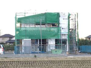 水呑三新田は新築ラッシュ3