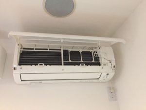 エアコンなどのフィルター掃除