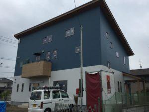 三階建ての家?