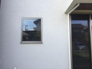 初めての窓ガラスの掃除