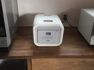 タイガーの炊飯ジャー「炊きたて tacoo」JAJ-A552-WSに買い替え!