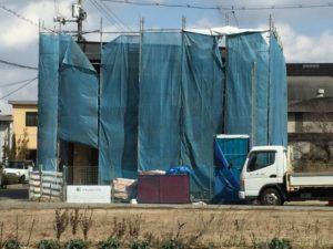 水呑三新田は新築ラッシュ5