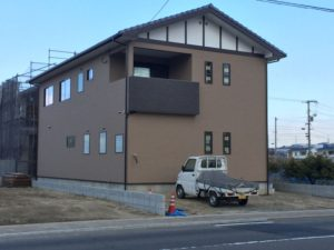 水呑三新田は新築ラッシュ6
