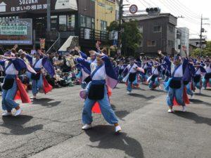 第51回福山ばら祭2018(ローズパレード)