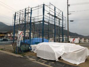 ワウタウン水呑三新田にまた新築