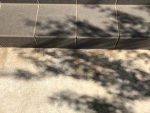 ケルヒャーでコンクリートの清掃