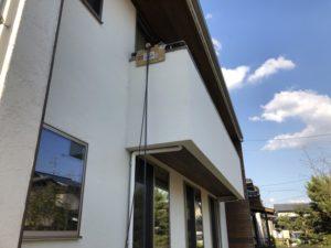 ケルヒャーで窓や壁を大掃除