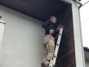 屋根のこれ何だ?【解決】