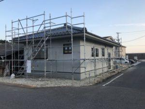 田尻町の古風な平屋2