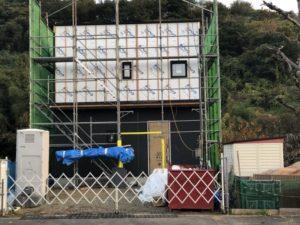 竹ヶ端の新築