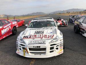 大空と大地のカーニバル2018【スーパーカー&ドリフトカー編】