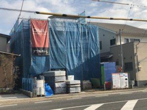 水呑三新田は新築ラッシュ2