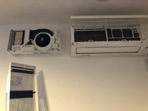 エアコンやトイレのフィルター掃除
