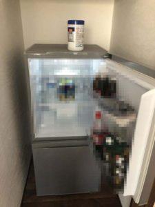 【年末の大掃除】二階の冷蔵庫、洗面台、玄関の下駄箱編