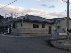 田尻町の古風な平屋3