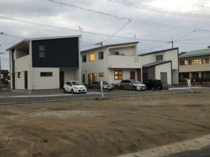建売住宅入居