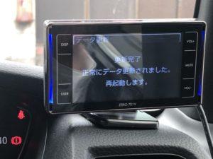 コムテック レーダー探知機「ZERO 701V」バージョンアップ