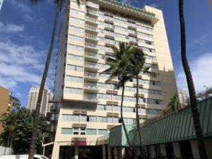 ハワイ旅行1日目(2019年2月10日)
