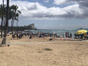 ハワイ旅行2日目(2019年2月11日)
