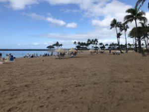 ハワイ旅行8日目(2019年2月17日)