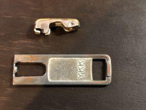 ポーター ウエストバック のスライダー交換(修理)