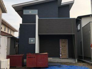 棟上げから2ヶ月で完成?