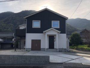 田尻で見つけたお家