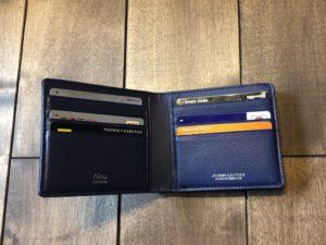 古い財布「レンクラッド」とのお別れ
