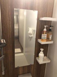 クエン酸でお風呂の鏡などをリフレッシュ