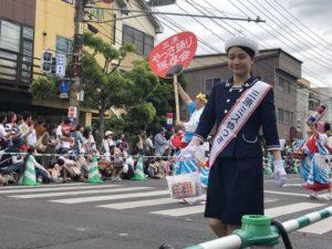 第52回福山ばら祭2019(ローズパレード編)
