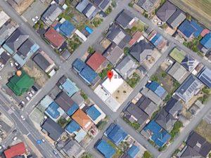 Google Earthで新居を発見!