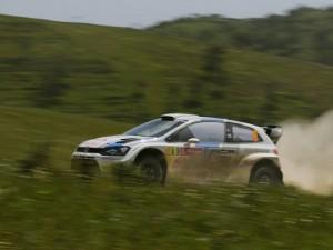 WRC第4戦 フォルクスワーゲン「ポロR WRC」が1、3フィニッシュ!