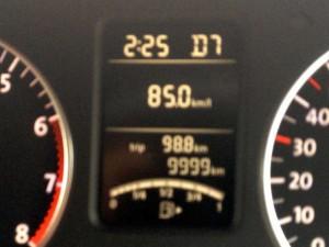 9999km