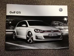 早速ゴルフGTIに試乗!