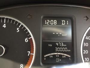 祝 30000km