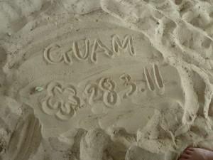 さらさらの砂
