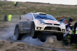 フォルクスワーゲン WRC12勝目獲得!