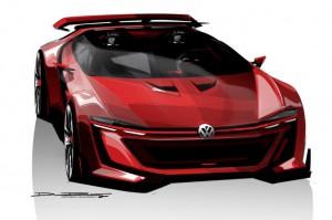 「ゴルフ GTI」ベースのスーパーカー