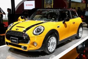 東京モーターショー2013で新しい「MINI」が発表!