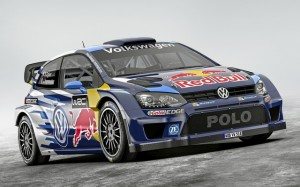 「ポロR WRC」2015年モデル