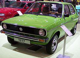 ポロ 初代 86型(1975年~1981年)
