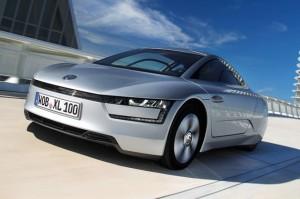 超低燃費車VW「XL1」