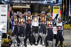 「ポロR WRC」が「ラリー・ドイツ」にて優勝!